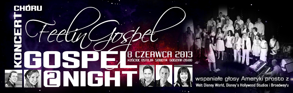 koncert gospel2Night